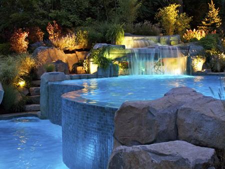 Outdoor lighting swimming pool lighting outdoor swimming pool lighting vacaville ca mozeypictures Choice Image